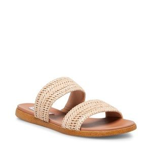 Steve Madden DEDE Woven Dual Slide Sandal